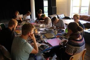 Brevskrivningworkshop